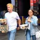 Bailee Madison – Out for a coffee in New York City - 454 x 381