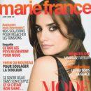 Penélope Cruz - MARIE FRANCE Magazine Cover [France] (June 2009)