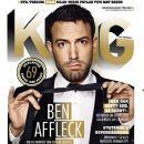 Ben Affleck - King Magazine Cover [Sweden] (December 2010)