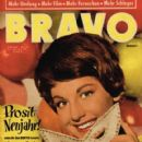 Johanna von Koczian - Bravo Magazine Cover [Germany] (27 December 1960)