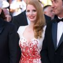 Jessica Chastain – Closing Ceremony of the 70th annual Cannes Film Festival in Cannes - 454 x 712