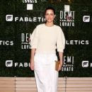 Amanda Peet – The 'Demi Lovato for Fabletics' Launch Party in Los Angeles - 454 x 363