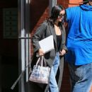 Selena Gomez – Seen out and about in NYC