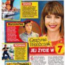 Grazyna Wolszczak - Zycie na goraco Magazine Pictorial [Poland] (26 September 2019)