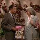 Jerry Orbach and Bea Arthur