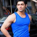 Actor Ruslaan Mumtaz pictures - 400 x 500