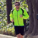 Jake Gyllenhaal: LA Jogger