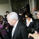 Lindsay Lohan Arrives at Court
