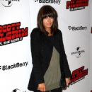 Claudia Winkleman - 'Scott Pilgrim Vs The World' European Film Premiere At The Empire Cinema, Leicester Square On August 18, 2010 In London, England - 454 x 832