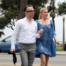 LeAnn Rimes - Out For Lunch In Santa Monica, 2009-06-03