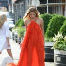 Jessica Hart Photoshoot In Nyc