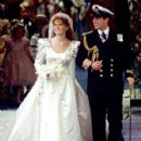 Prince Andrew Duke of York and Sarah Ferguson - 427 x 498