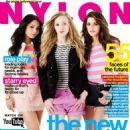 Young Hollywood Nylon US May 2010 - 454 x 542