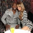Evelyn Lozada and Chad Johnson - 454 x 340