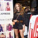 Olivia Culpo – Express x Olivia Culpo Shopping Event in NYC