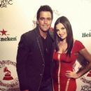 Maite Perroni and  Mane De la Parra: Latin Grammy Nominations Ceremony