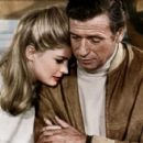 Yves Montand and Candice Bergen