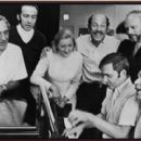 Zorba (musical) Original 1968 Broadway Cast Starring Hershel Bernardi, - 349 x 270