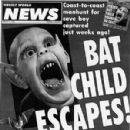 Bat Boy Original 2001 Cast Starring Deven May.Music By Laurence O'Keefe - 299 x 344