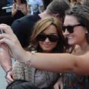 Demi Lovato - Out In Toronto, 2010-09-02