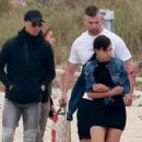 Cristiano Ronaldo treats girlfriend Georgina Rodriguez and son Cristiano Jr to a weekend in Ibiza as injury rules him out of Real Madrid's latest win - 454 x 286
