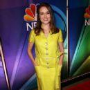 Megan Boone – 2018 NBC NY Midseason Press Junket in NYC - 454 x 712