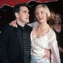 Cameron Diaz and Matt Dillon at The 70th Annual Academy Awards - Arrivals (1998) - 222 x 330