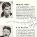 Una Merkel and Robert Morse in the broadway musical