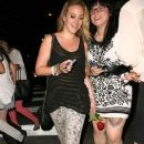 Haylie Duff: leaving the Bootsy Bellows nightclub in West Hollywood - 385 x 594