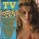 Ann-Margret - TV Sorrisi e Canzoni Magazine Cover [Italy] (3 October 1971)