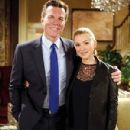 Cady McClain and Peter Bergman