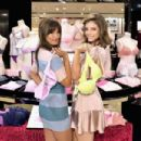 Angel Barbara Palvin celebrates the new Incredible By Victoria's Secret Collection in Los Angeles at Victoria's Secret Beverly Center