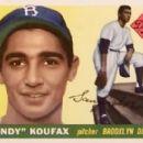 Sandy Koufax - 400 x 275