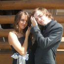 Jade Wangs and Kyle Gallner