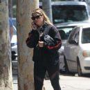 Ashley Benson – Leaving gym in West Hollywood - 454 x 681