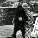 Priscilla Bonner and her dog Hector.