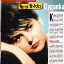 Rena Rolska - Nostalgia Magazine Pictorial [Poland] (January 2018) - 454 x 642