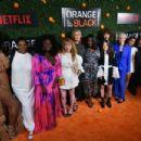 Taylor Schilling – 'Orange is the New Black' Season 5 Premiere in New York - 454 x 303