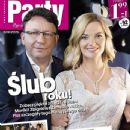 Monika Richardson, Zbigniew Zamachowski - Party Magazine Cover [Poland] (12 May 2014)