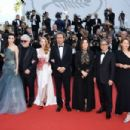 Jessica Chastain – Closing Ceremony of the 70th annual Cannes Film Festival in Cannes - 454 x 303
