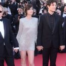 Charlotte Gainsbourg – 'Ismael's Ghosts' Screening at 70th Annual Cannes Film Festival in France - 454 x 657