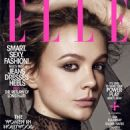 Carey Mulligan - Elle Magazine Cover [United States] (November 2015)