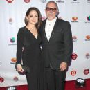 Gloria Estefan and Emilio Estefan, Jr - 435 x 580