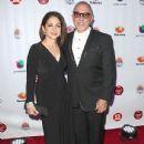 Gloria Estefan and Emilio Estefan, Jr