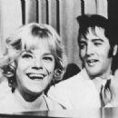 Nicole Jaffe and Elvis