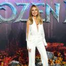 Kimberley Garner – 'Frozen 2' premiere in London