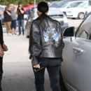 Kim Kardashian spotted out for lunch at Cafe Vega in Sherman Oaks, California on February 8, 2017 - 429 x 600
