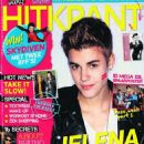 Justin Bieber - Hitkrant Magazine Cover [Netherlands] (10 January 2013)
