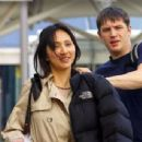 Linda Park and Tom Hardy - 454 x 343