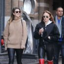 Sophie Turner – Out shopping in Soho